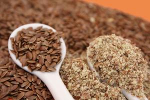 Flax seeds detox