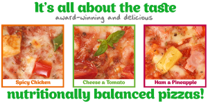 eatbalanced pizzas