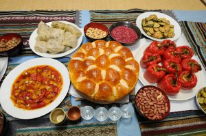 bulgarian christmas food